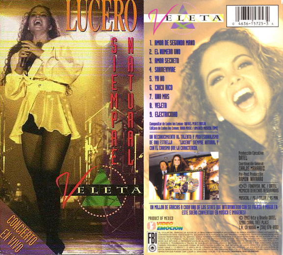 LUCERO video home